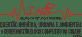 Grupo de estudos e pesquisa em questão agrária, urbana e ambiental / Observatório de conflitos da Cidade